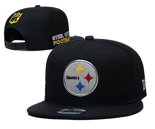 Pittsburgh Steelers Stitched Snapback Hats 056