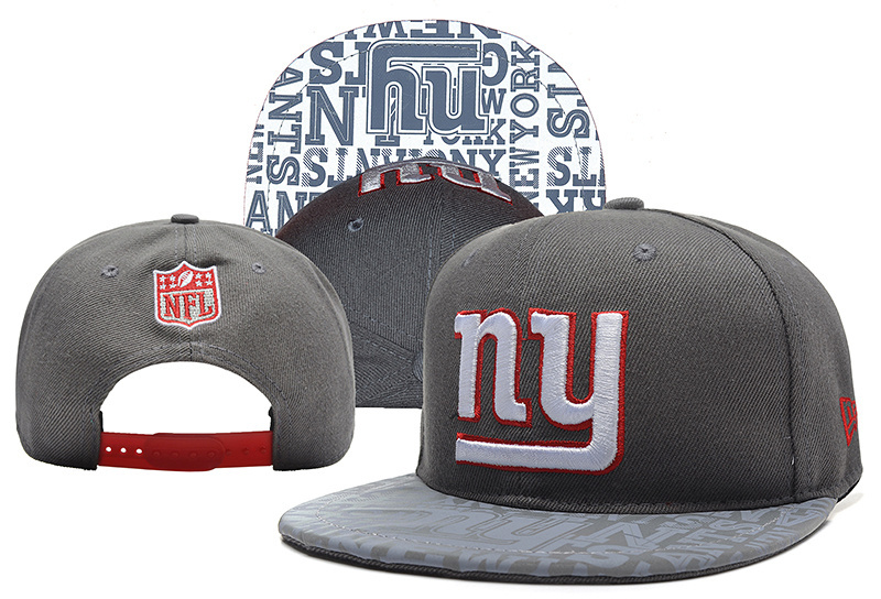 NFL New York Giants Stitched Snapback Hats 029