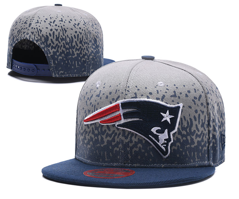 NFL New England Patriots Stitched Snapback Hats 003