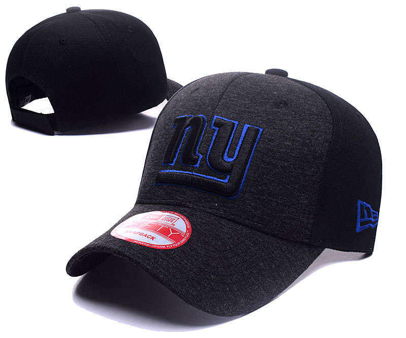 NFL New York Giants Stitched Snapback Hats 008