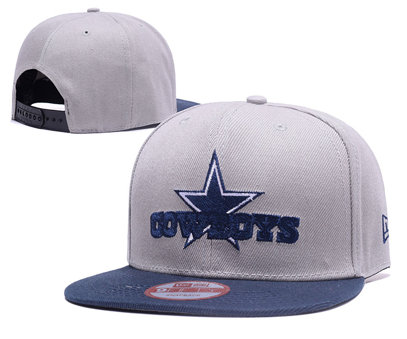 NFL Dallas Cowboys Stitched Snapback Hats 030