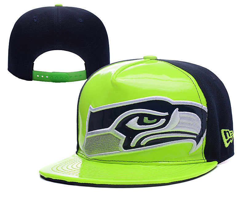 NFL Seattle Seahawks Stitched Snapback Hats 030
