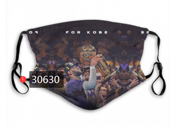 Los Angeles Lakers Variety Face Scarf 20830(Pls check description for details)