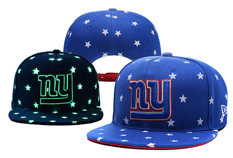NFL New York Giants Stitched Snapback Hats 030