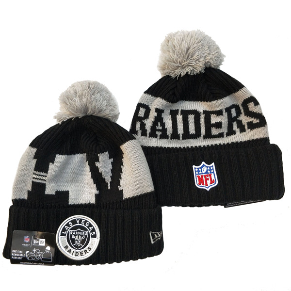 NFL Las Vegas Raiders Knits Hats 024