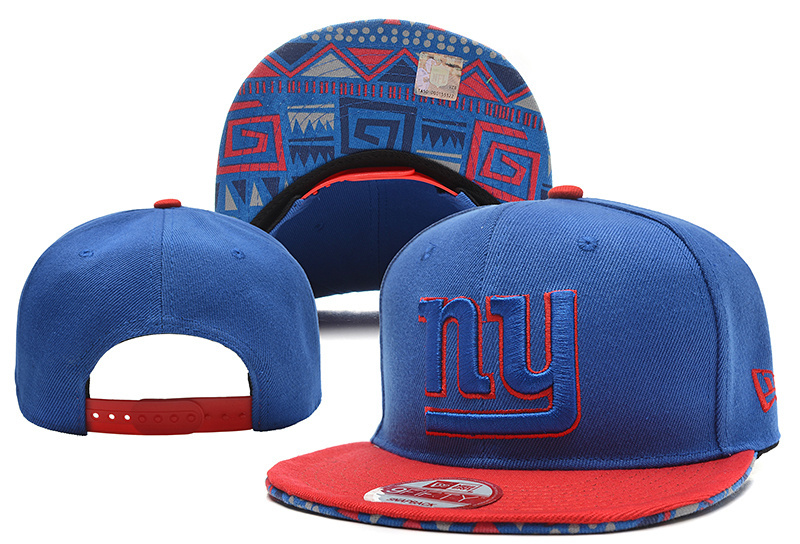 NFL New York Giants Stitched Snapback Hats 031