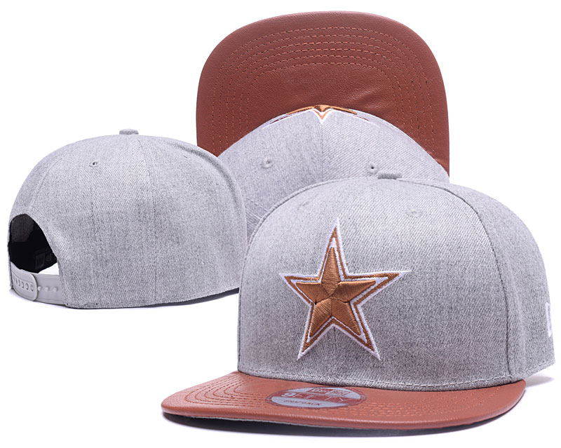 NFL Dallas Cowboys Stitched Snapback Hats 032