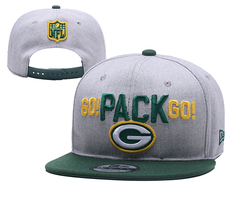 NFL Green Bay Packers Stitched Snapback Hats 050