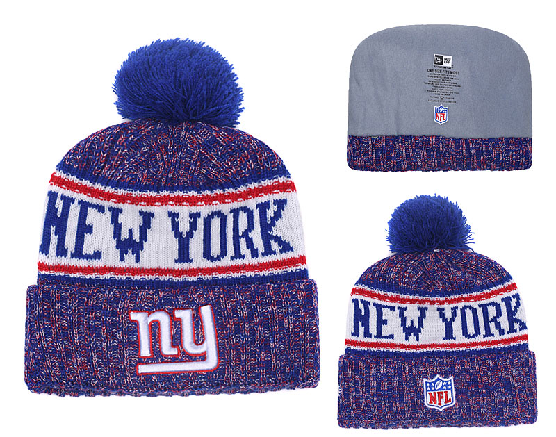 NFL New York Giants Stitched Knit Hats 012