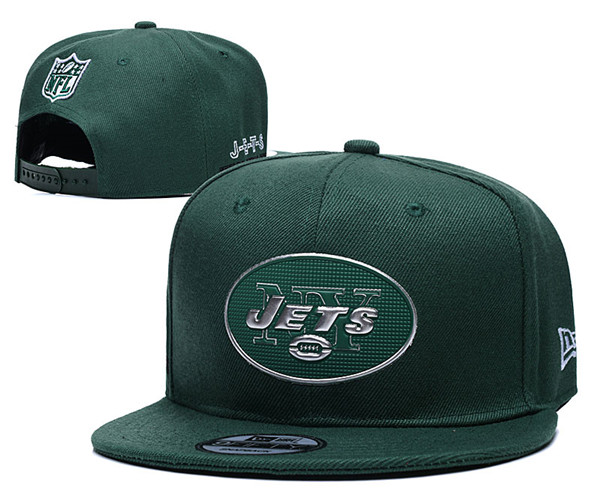 NFL New York Jets Stitched Snapback Hats 005