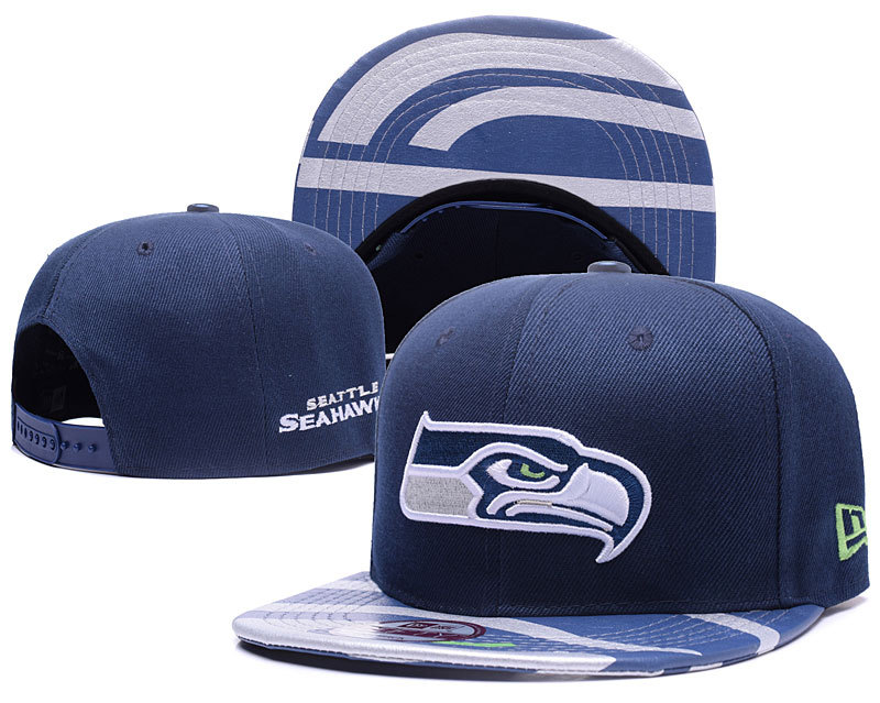 NFL Seattle Seahawks Stitched Snapback Hats 034