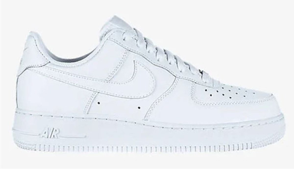 Men's Air Force 1 White Classic Shoes 20200225112