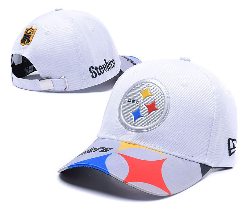 NFL Pittsburgh Steelers Stitched Hats 002