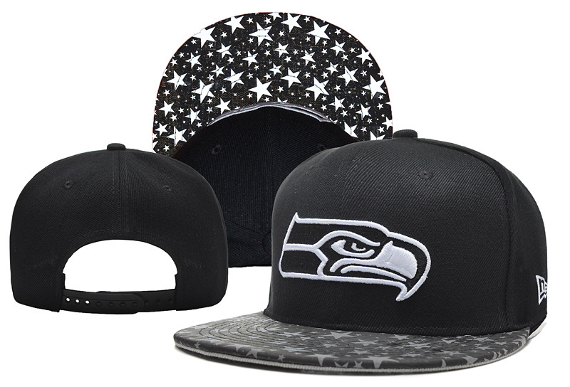 NFL Seattle Seahawks Stitched Snapback Hats 035