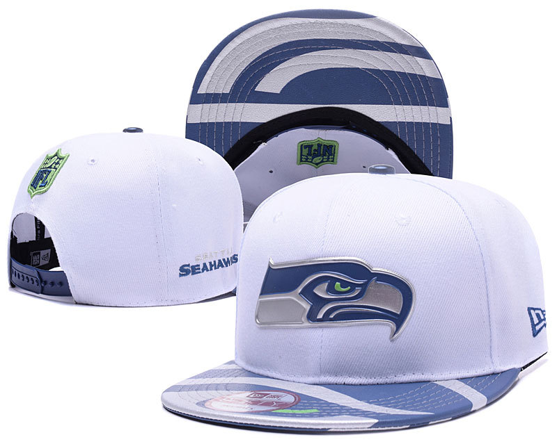 NFL Seattle Seahawks Stitched Snapback Hats 036
