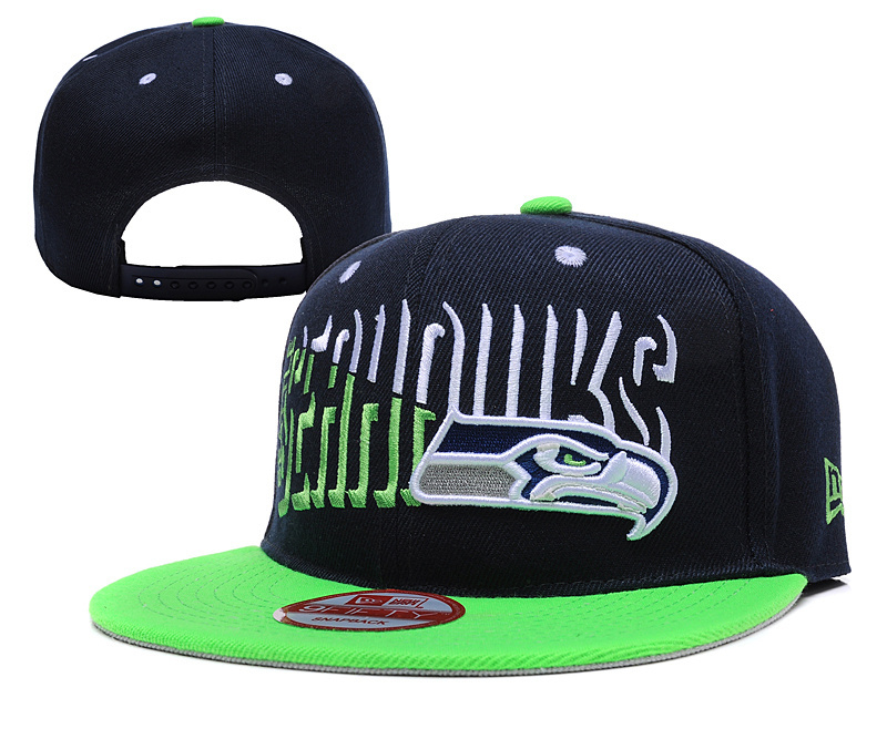 NFL Seattle Seahawks Stitched Snapback Hats 039