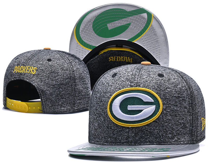 NFL Green Bay Packers Stitched Snapback Hats 004