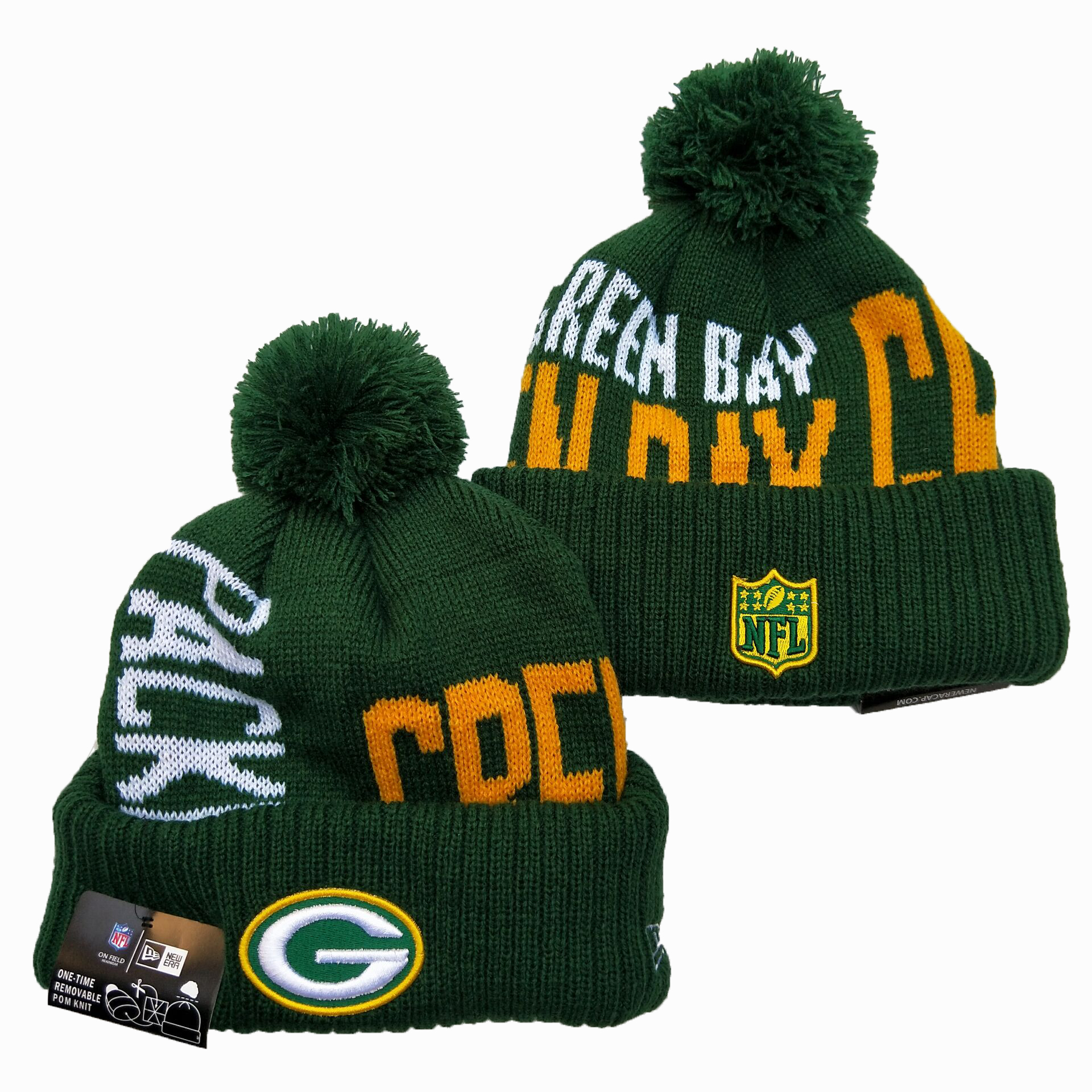 NFL Green Bay Packers Knit Hats 090