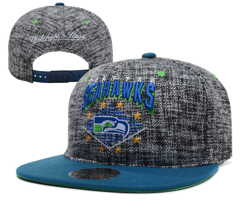 NFL Seattle Seahawks Stitched Snapback Hats 040