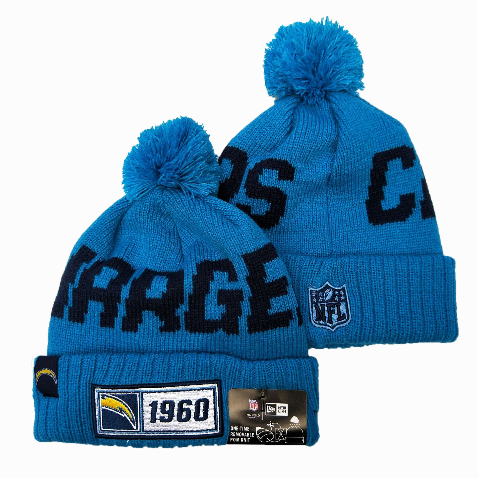 NFL Los Angeles Chargers Stitched Snapback Hats 009