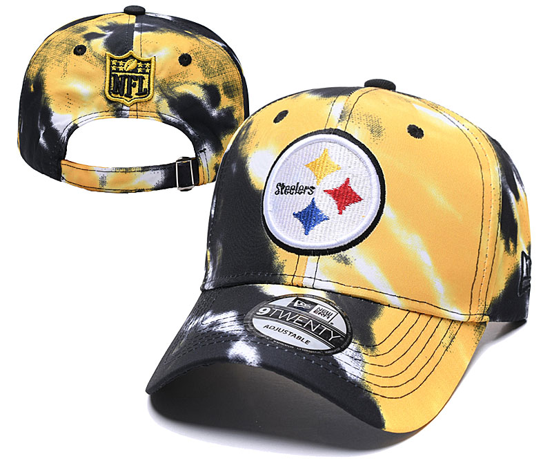 NFL Pittsburgh Steelers Stitched Snapback Hats 032