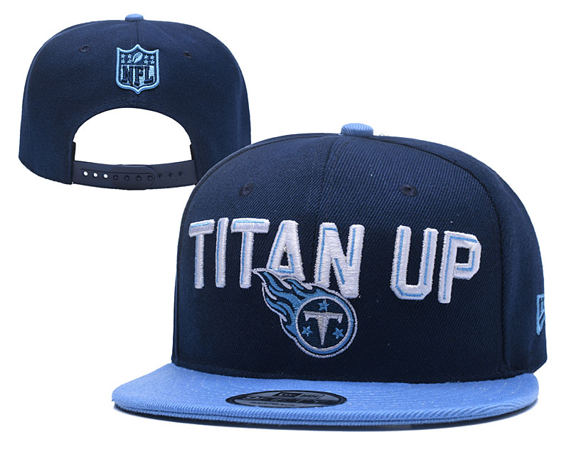 NFL Tennessee Titans Stitched Snapback Hats 004