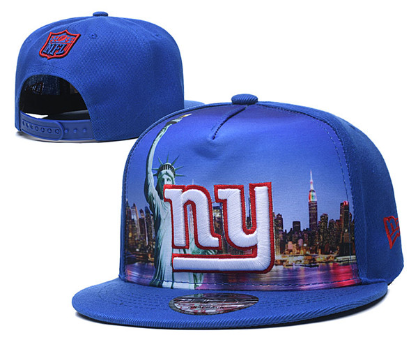 New York Giants Stitched Snapback Hats 055