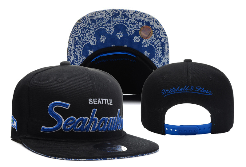NFL Seattle Seahawks Stitched Snapback Hats 042