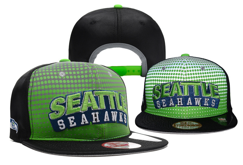NFL Seattle Seahawks Stitched Snapback Hats 043