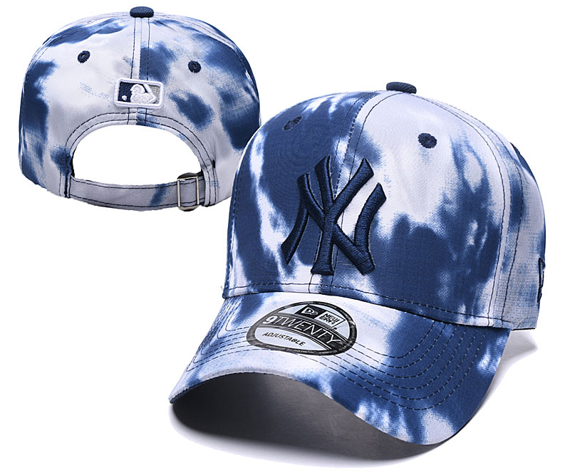 MLB New York Yankees Stitched Snapback Hats 060