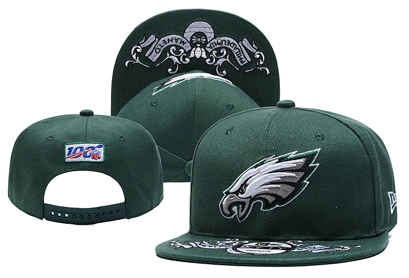 NFL Philadelphia Eagles Stitched Snapback Hats 021