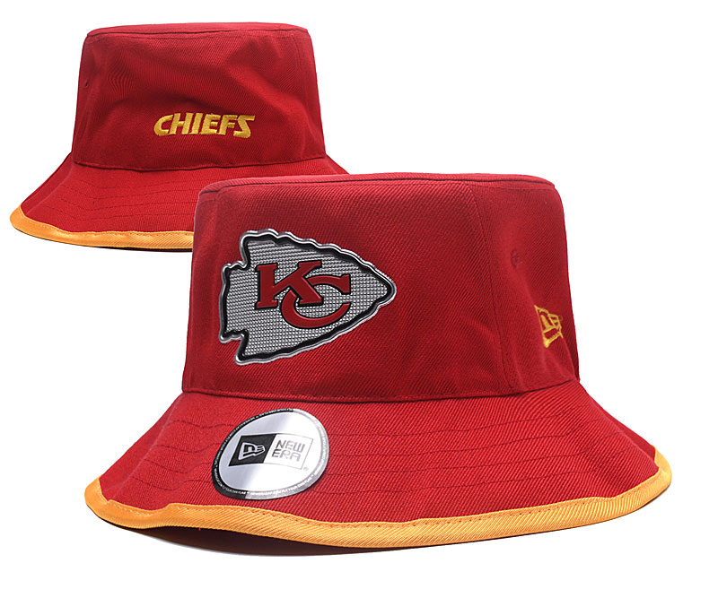 NFL Kansas City Chiefs Stitched Snapback Hats 007