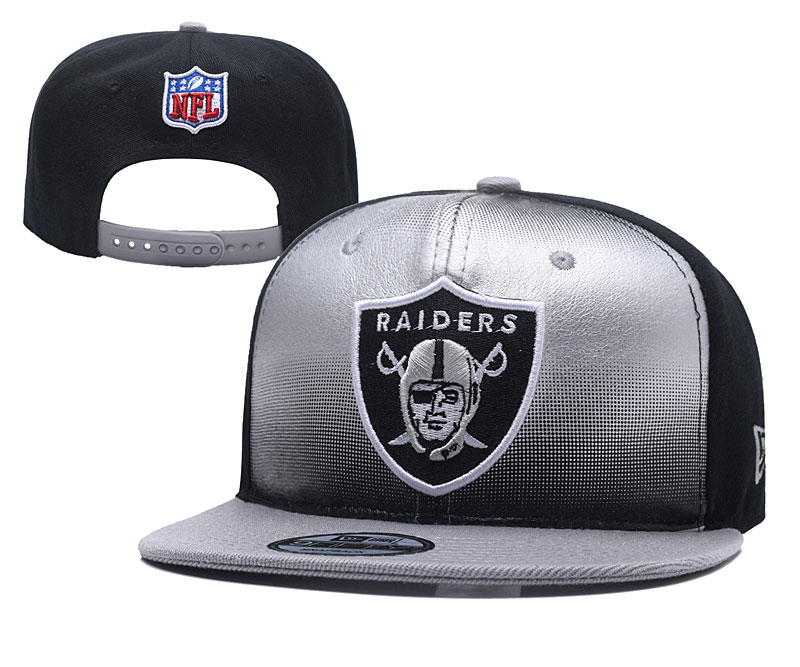 NFL Oakland Raiders Stitched Snapback Hats 008