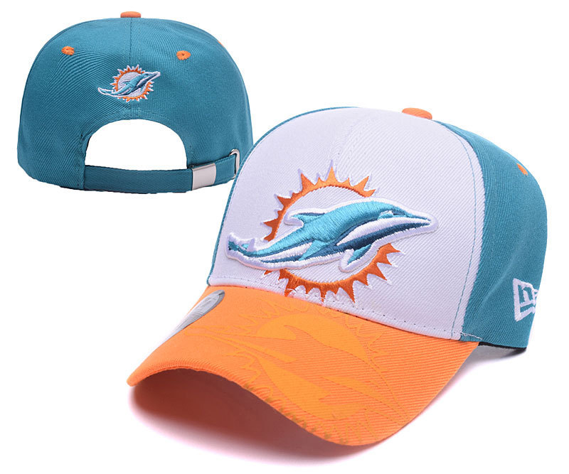 NFL Miami Dolphins Stitched Snapback Hats 009