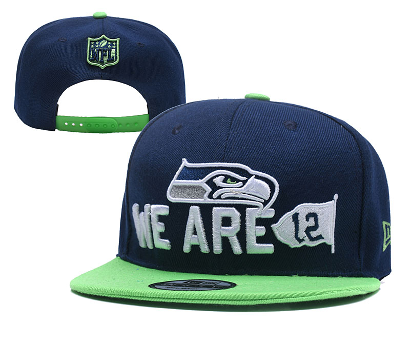 NFL Seattle Seahawks Stitched Snapback Hats 046