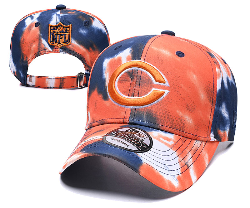NFL Chicago Bears 2019 Stitched Snapback Hats 048