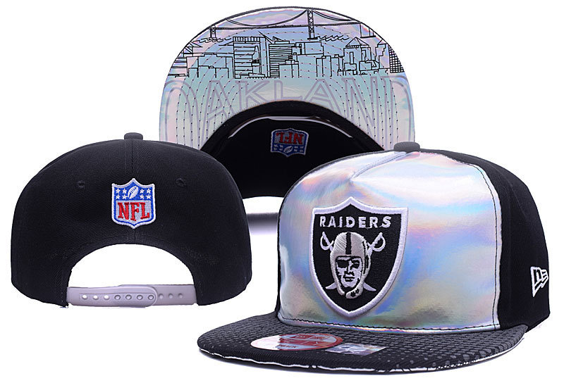 NFL Oakland Raiders Stitched Snapback Hats 010
