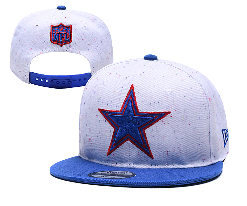 NFL Dallas Cowboys Stitched Snapback Hats 050