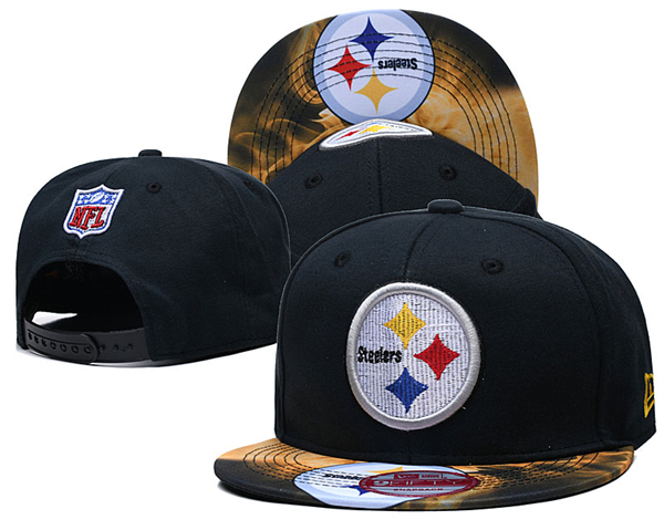 Pittsburgh Steelers Stitched Snapback Hats 057