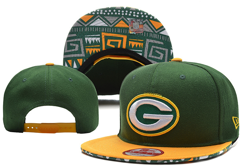 NFL Green Bay Packers Stitched Snapback Hats 047