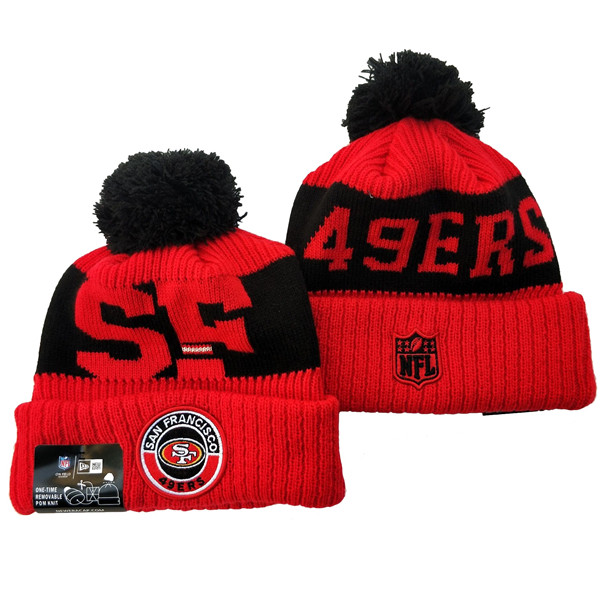 NFL San Francisco 49ers Knit Hats 087