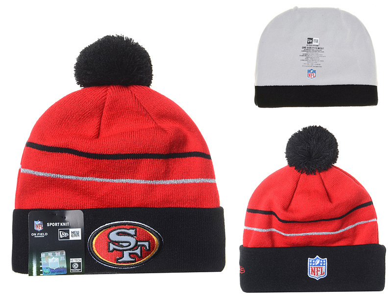 NFL San Francisco 49ers Stitched Knit hats 018