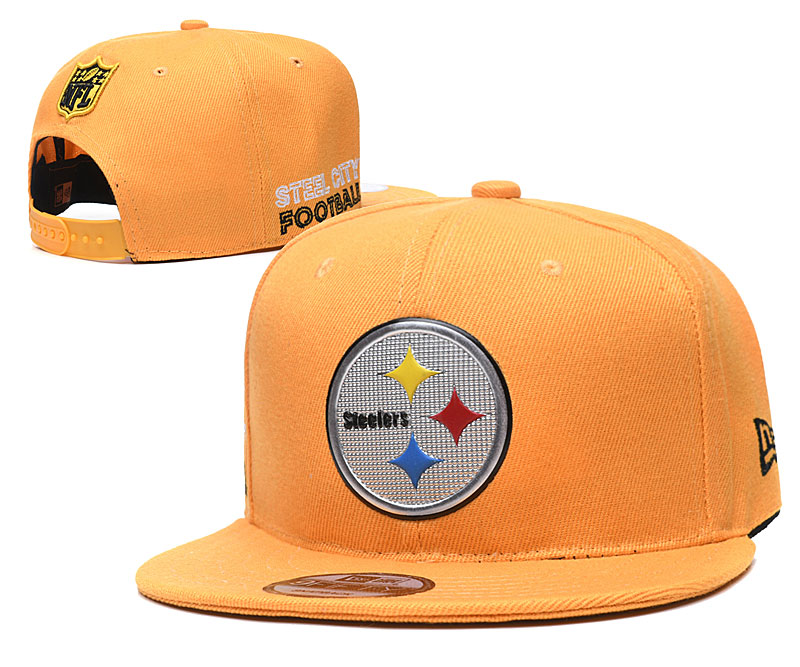 Pittsburgh Steelers Stitched Snapback Hats 051