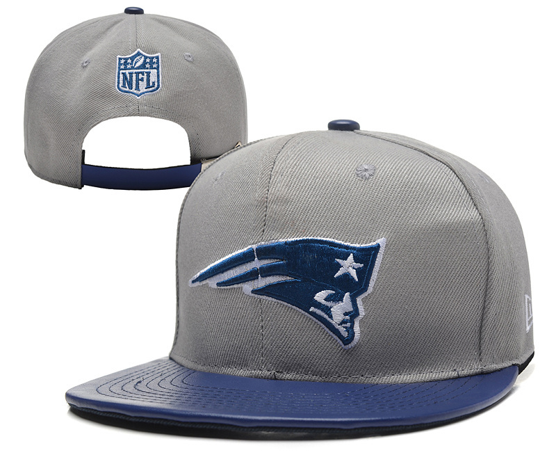 NFL New England Patriots Stitched Snapback Hats 005