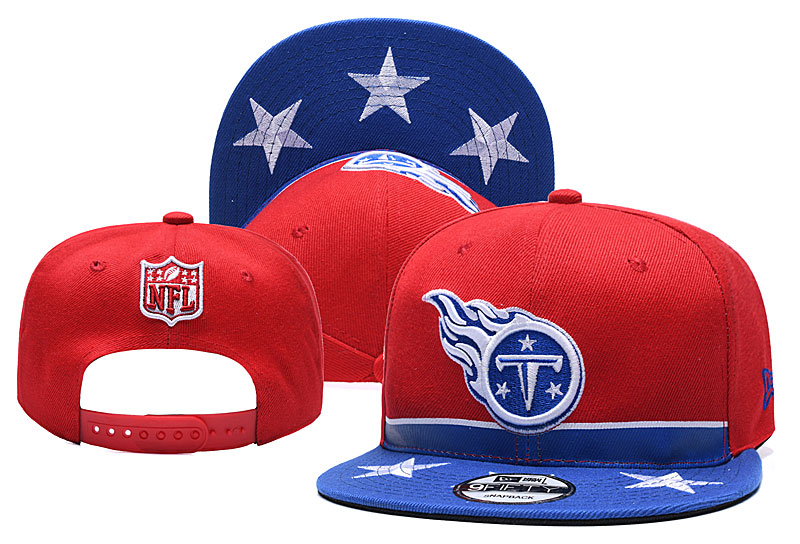 NFL Tennessee Titans Stitched Snapback Hats 005