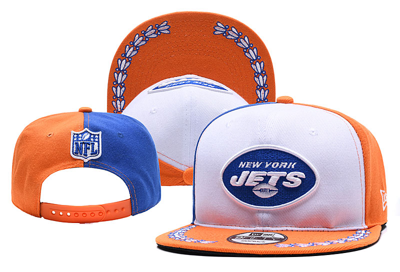 NFL New York Jets Stitched Snapback Hats 013