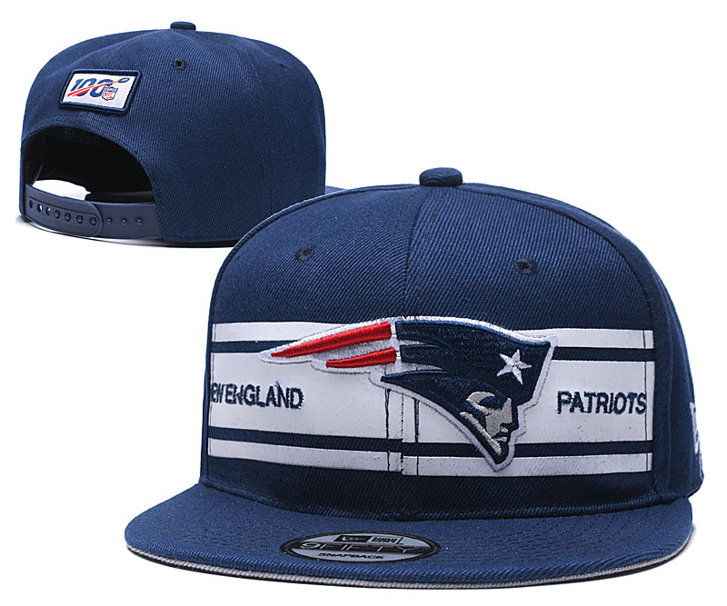 NFL New England Patriots Stitched Snapback Hats 0051