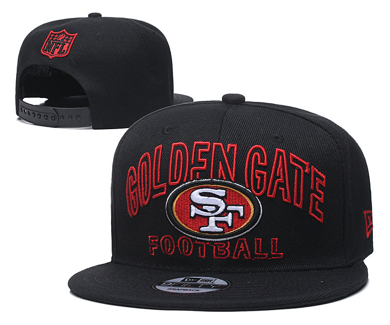 San Francisco 49ers Stitched Snapback Hats 079