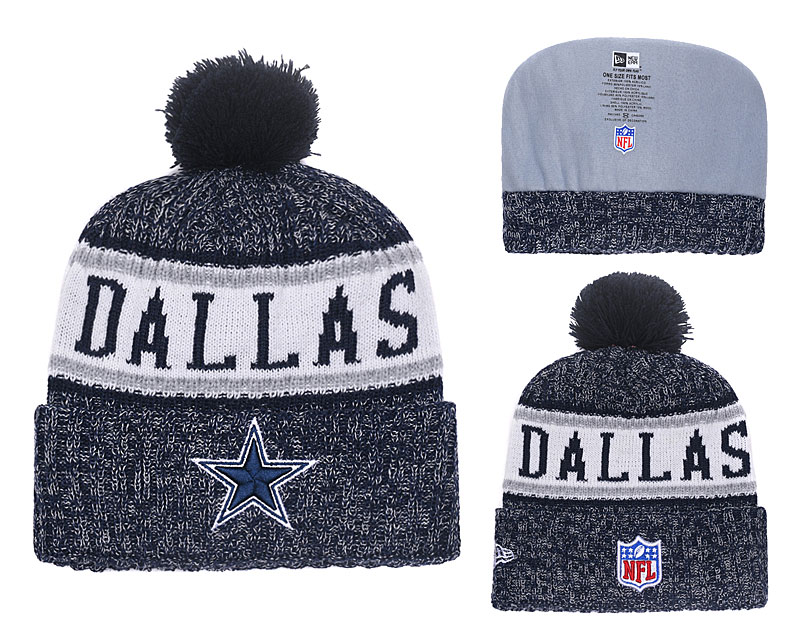 NFL Dallas Cowboys Stitched Knit Hats 033