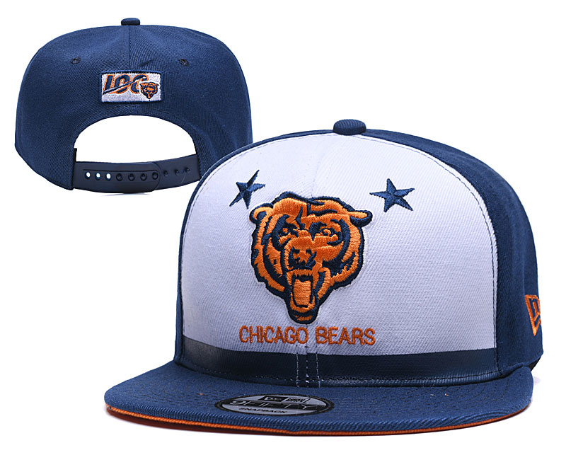 NFL Chicago Bears Stitched Snapback Hats 003